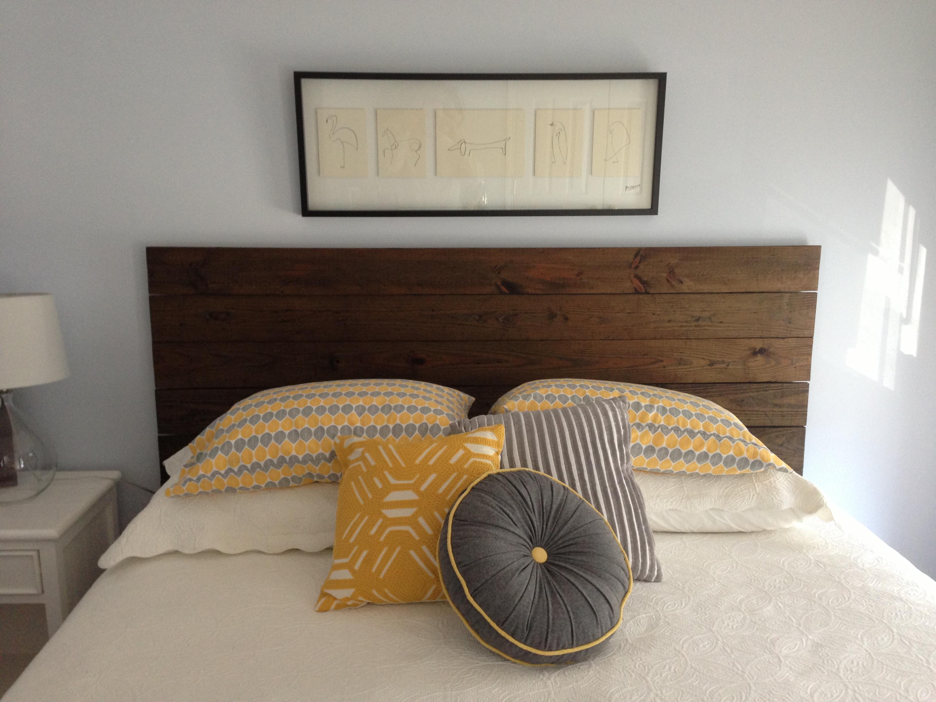 Wooden Headboard Part - 47: Hayes Everyday
